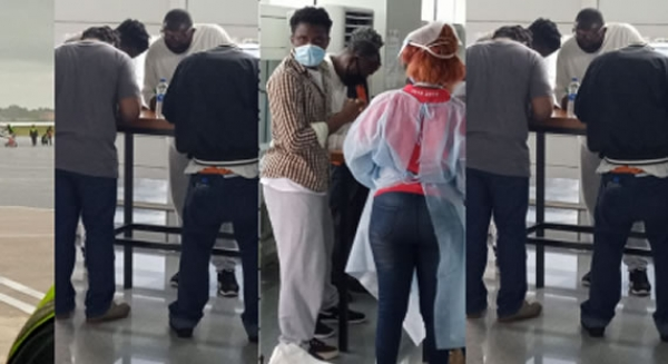 8 Deportees Arrive in Liberia - Sent to Special Center For Quarantine