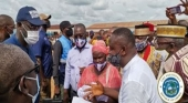 As He Begins 3rd Round Nationwide Tours With Margibi Pres. Weah Dedicates Several Projects