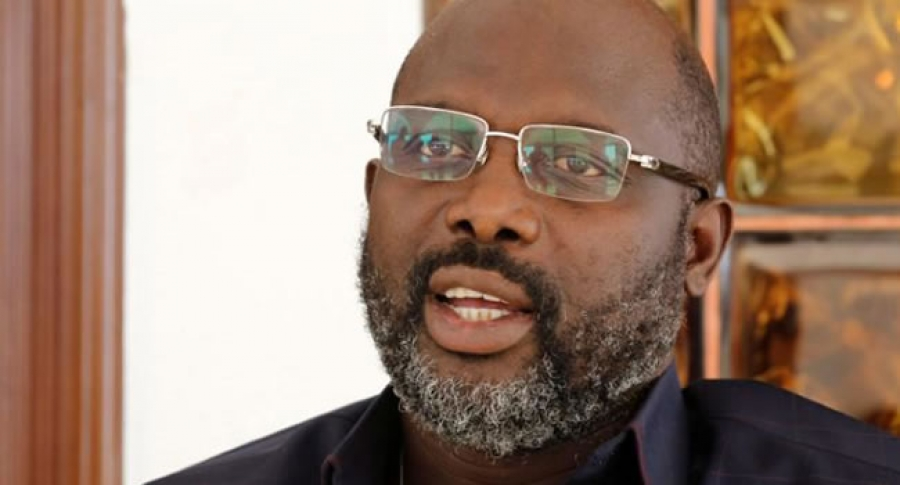 Amid Financial Hitches: Weah Makes Sharp Cut In Budget