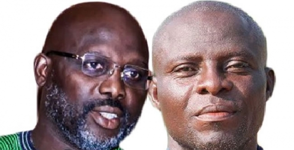 Weah Raises Red Flag - Wants 'Bad Apples' In The Media Out