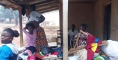 In Vahun, Lofa County - Storm Leaves One Seriously Wounded, 200 Homeless