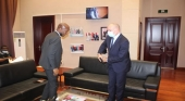 British Ambassador Pays Courtesy Visit to Speaker Chambers