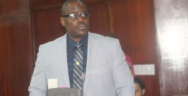 For Alleged Corruption - Gregory Coleman, Deputy Under Probe