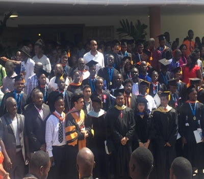 Blue Crest University College Ends First Commencement Convocation In Grand Style
