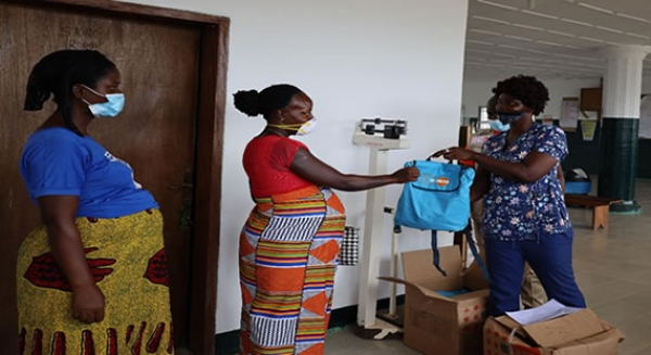 UNFPA Supports the Reproductive Health Needs of Ivorian Refugees in Liberia